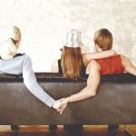 La pareja luego de la infidelidad