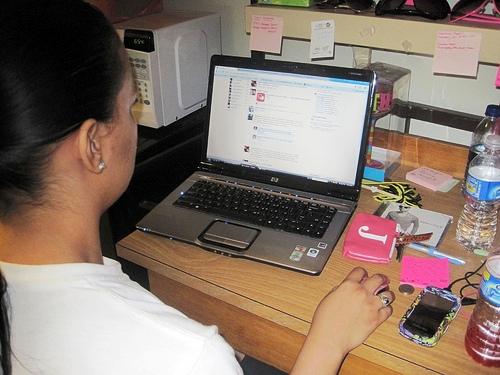 Las redes sociales como medio de desprestigio
