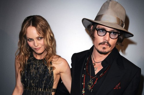 Divorcio entre Johnny Depp y Vanessa Paradis