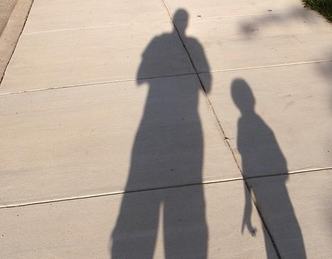 La asistencia paterna a los hijos después del divorcio
